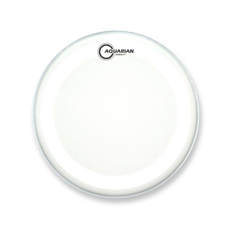 AQUARIAN 12'' TEX COATED STUDIO-X D/H WHITE 1