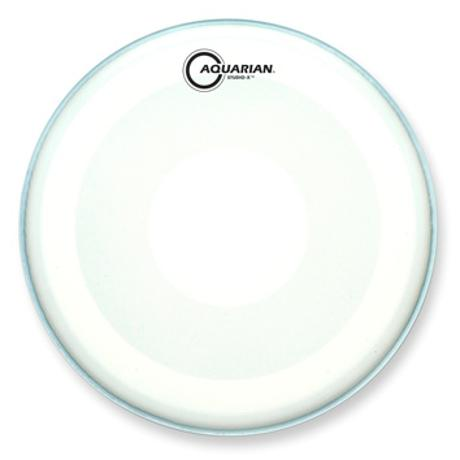 AQUARIAN STUDIO-X 14INCH TOM/SNARE DRUM HEAD 1