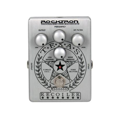 ROCKTRON SINGLE COIL TONE GUITAR PEDAL