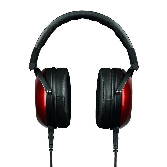 FOSTEX HEADPHONES CLOSED-BACK DESIGN 1.5 TESLA 3