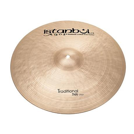 ISTANBUL TRADITIONAL THIN CRASH 14''