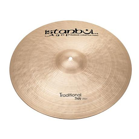 ISTANBUL TRADITIONAL THIN CRASH 15'' 1