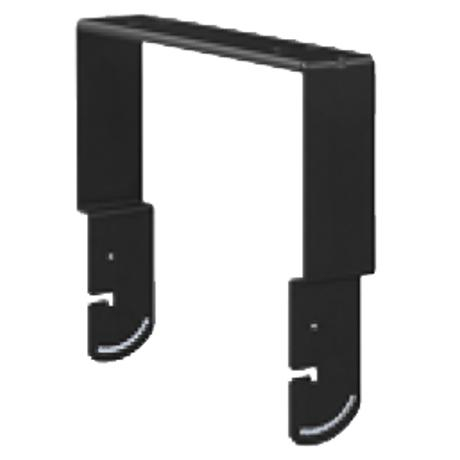 TOA VERTICAL MOUNTING BRACKET FOR HS-15 BLACK