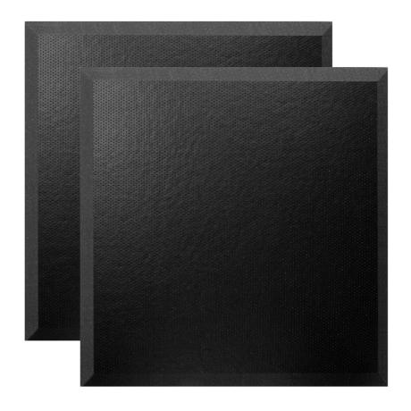 ULTIMATE WALL PANEL BEVEL VINYL 24 X 24 X 2 1