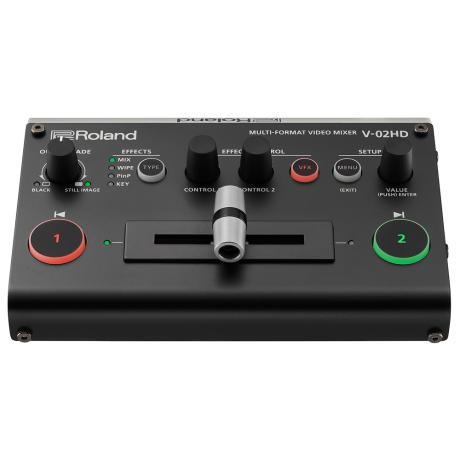 ROLAND MULTI FORMAT VIDEO MIXER 1