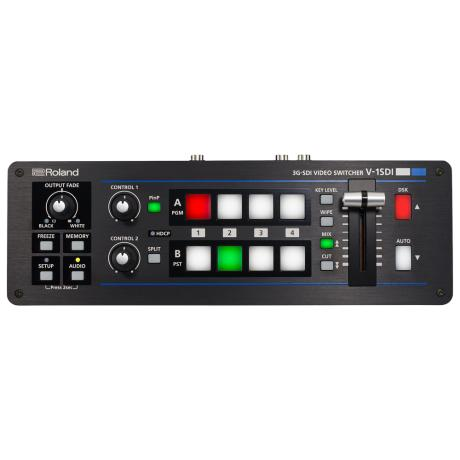 ROLAND 4 CHANNEL 3G-SDI & HDMI VIDEO MIXER 1