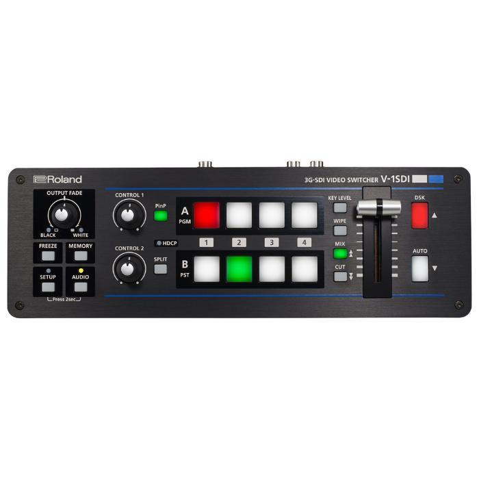 ROLAND 4 CHANNEL 3G-SDI & HDMI VIDEO MIXER-0