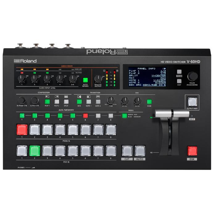 ROLAND MULTI FORMAT VIDEO SWITCHER 1