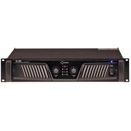 INTER-M POWER AMPLIFIER 2x1000W 2x1700W/4Ω 2500W/2Ω