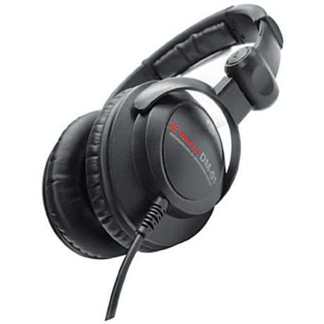 VESTAX DOUBLE HEADPHONES FOR DJ 1