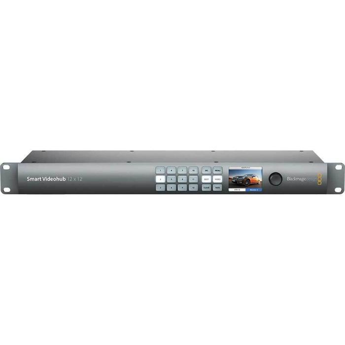 BLACKMAGIC DESIGN Smart Videohub 12x12-0