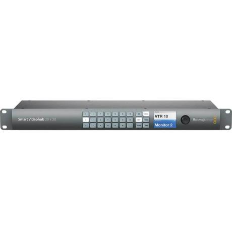 BLACKMAGIC DESIGN Smart Videohub 20x20 1