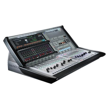 SOUNDCRAFT DIGITAL MIXING CONSOLE   MODULAR 1