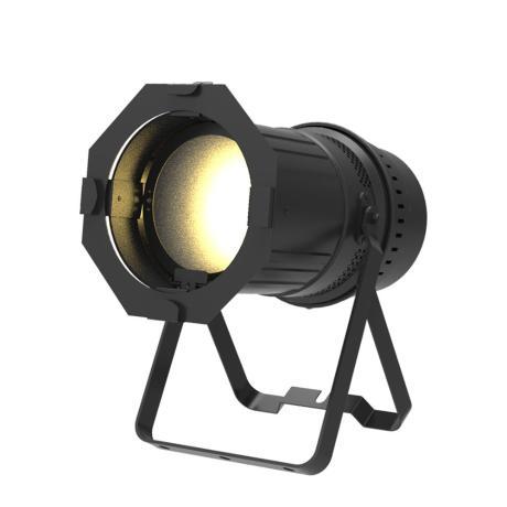 VARI-LITE ΜΑΥΡΟ LED PAR 64, 200W, 3000K, ΜΕ Χ/Κ ΖΟΟΜ  6°-30°