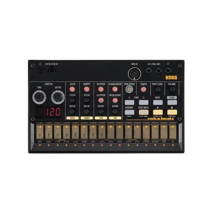 KORG VOLCA DRUM MACHINE SYNTH 1