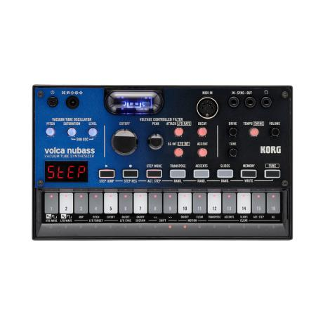 KORG VOLCA BASS NUTUBE SYNTH 1