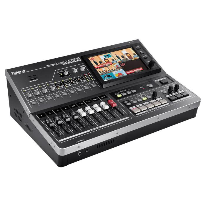 ROLAND MULTI FORMAT ALL IN ONE A/V HD MIXER-0