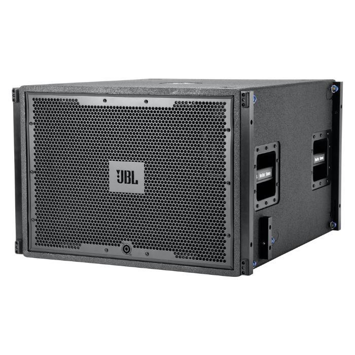 JBL ΗΧΕΙΟ SUB, 1600W, 2X12'', 2X8Ω/ 1x4Ω, 95dB 1