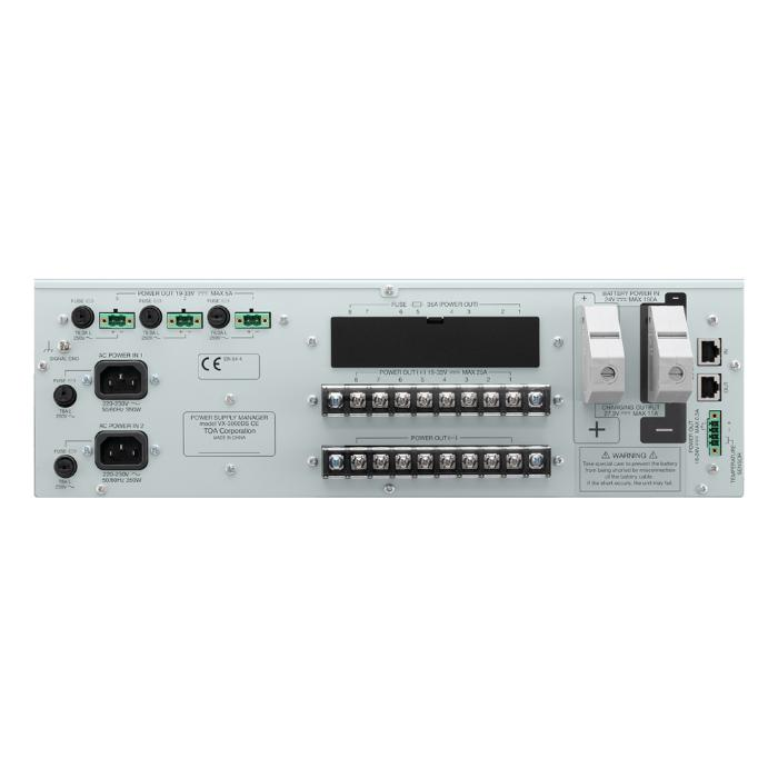 TOA POWER SUPPLY MANAGER