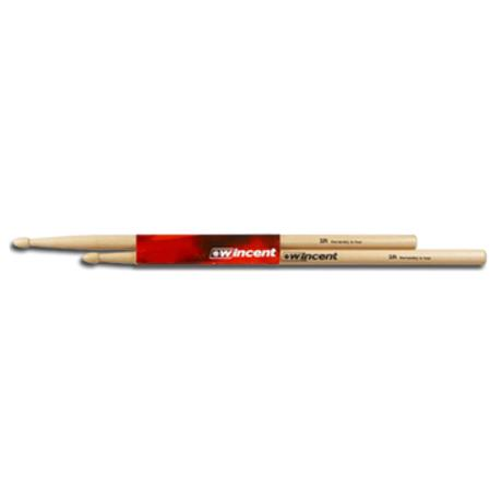 WINCENT HICKORY DRUM STICKS ROCK