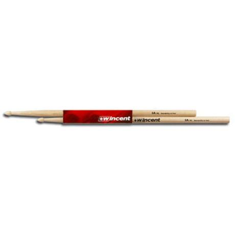WINCENT HICKORY DRUM STICKS 1