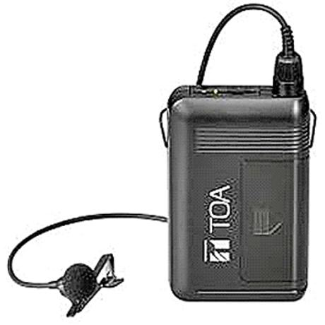 TOA WIRELESS MICROPHONE