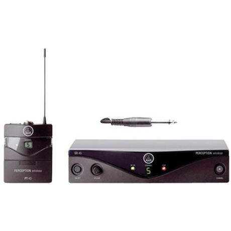 AKG PROFESSIONAL WIRELESS MICROPHONE SYSTEM