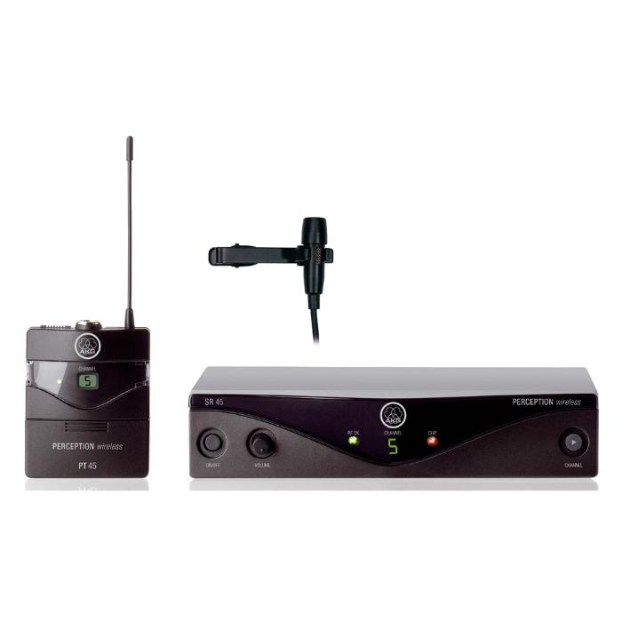 AKG PROFESSIONAL WIRELESS MICROPHONE SYSTEM 1