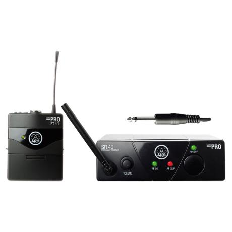 AKG WIRELESS MICROPHONE SYSTEM 1-BAND