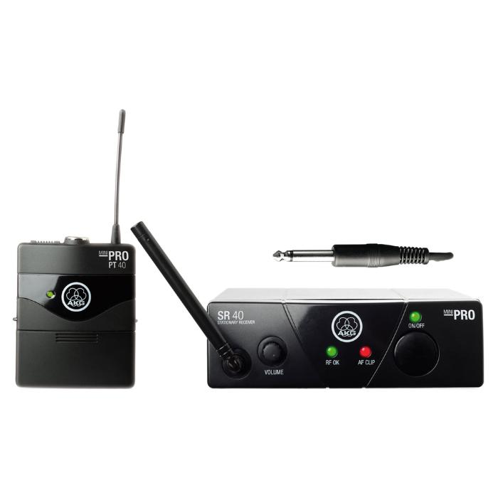 AKG WIRELESS MICROPHONE SYSTEM 1-BAND 1