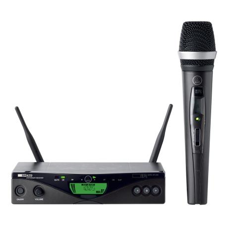 AKG WIRELESS MICROPHONE SET