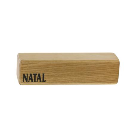 NATAL WOOD SHAKER OBLONG LARGE 1