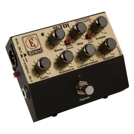 EDEN DIRECT BOX/PREAMP 1