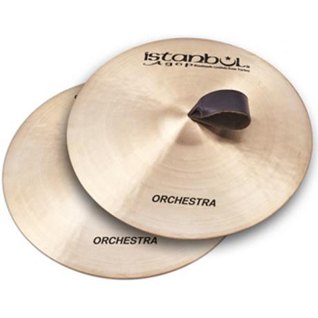 ISTANBUL 16'' XIST BRILLIANT BAND & ORCHESTRAL CYMBALS 1
