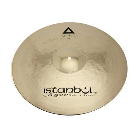 ISTANBUL XIST POWER HI-HATS 14'' BRILLIANT 1