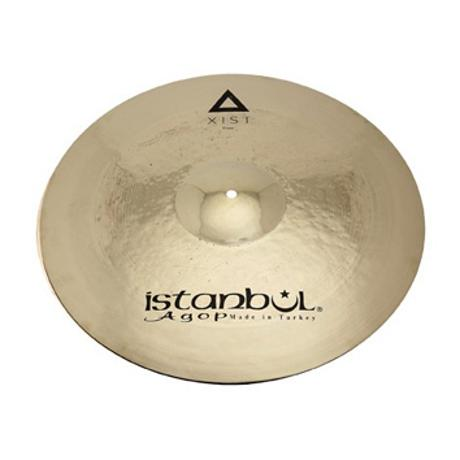 ISTANBUL XIST POWER HI-HATS 15'' BRILLIANT 1