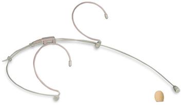 WORK HEAD-WORN MICROPHONE MINI XLR ADAPTER