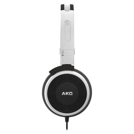 AKG FOLTABLE HEADPHONES CLOSED-BACK DESIGN