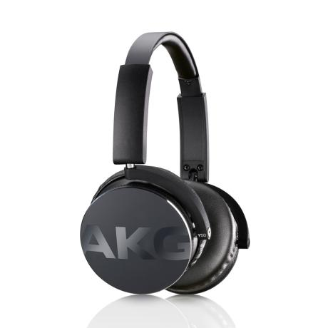 AKG FOLTABLE HEADPHONES CLOSED-BACK DESIGN + MIC 1