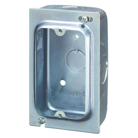 TOA FLUSH-MOUNT BOX FOR RS-140 1